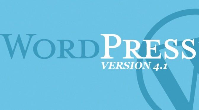 Uppdatering av WordPress
